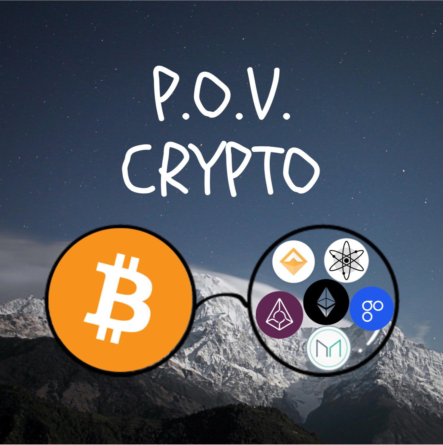 POV Crypto Podcast: Your Crypto Echo-Chamber Dies Here. show art