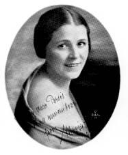 Maria Muller Sings