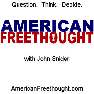 American Freethought Podcast show art