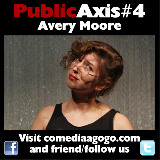 Public Axis #4: Avery Moore