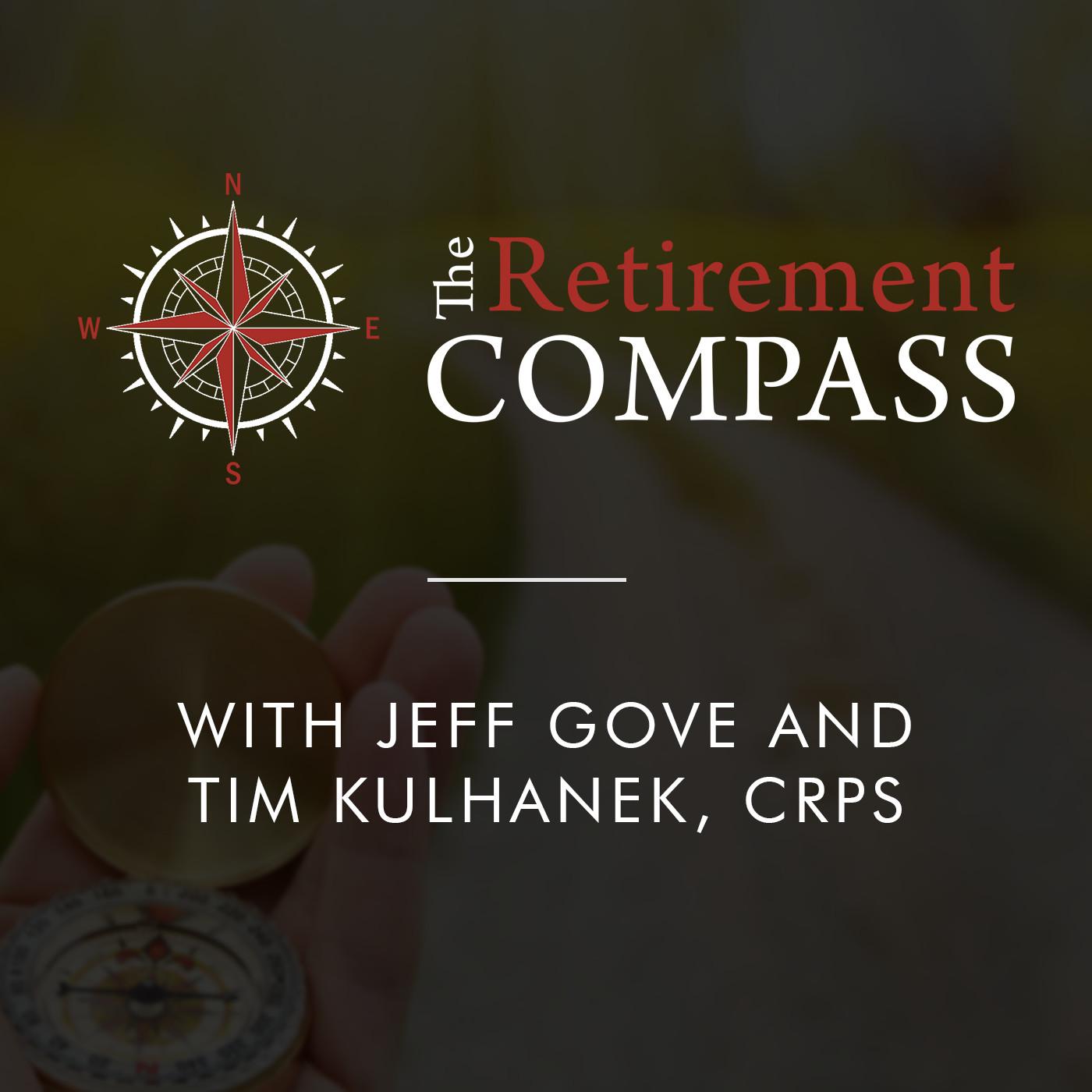 Retirement Compass show art