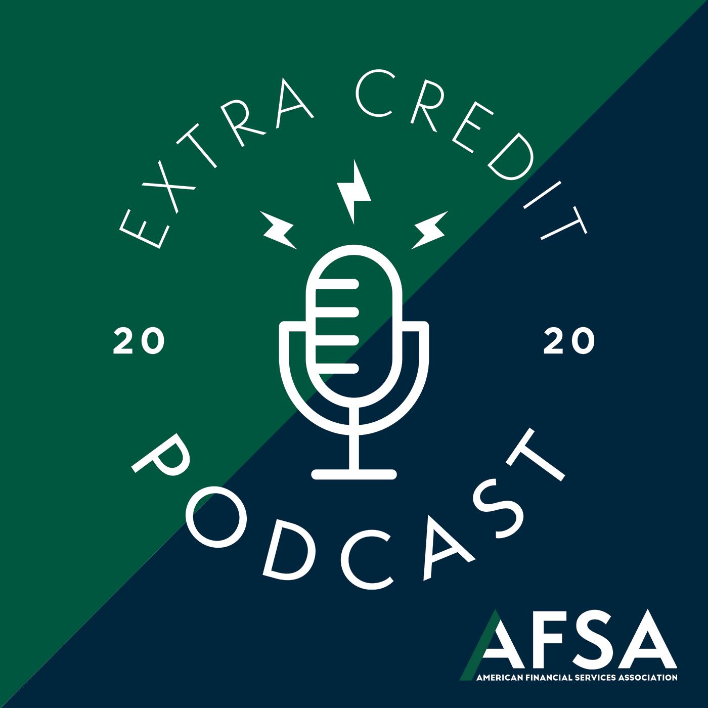 AFSA Extra Credit Podcast show art