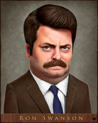 DVD Verdict 799 - Objection! (The Glory of Ron Swanson)