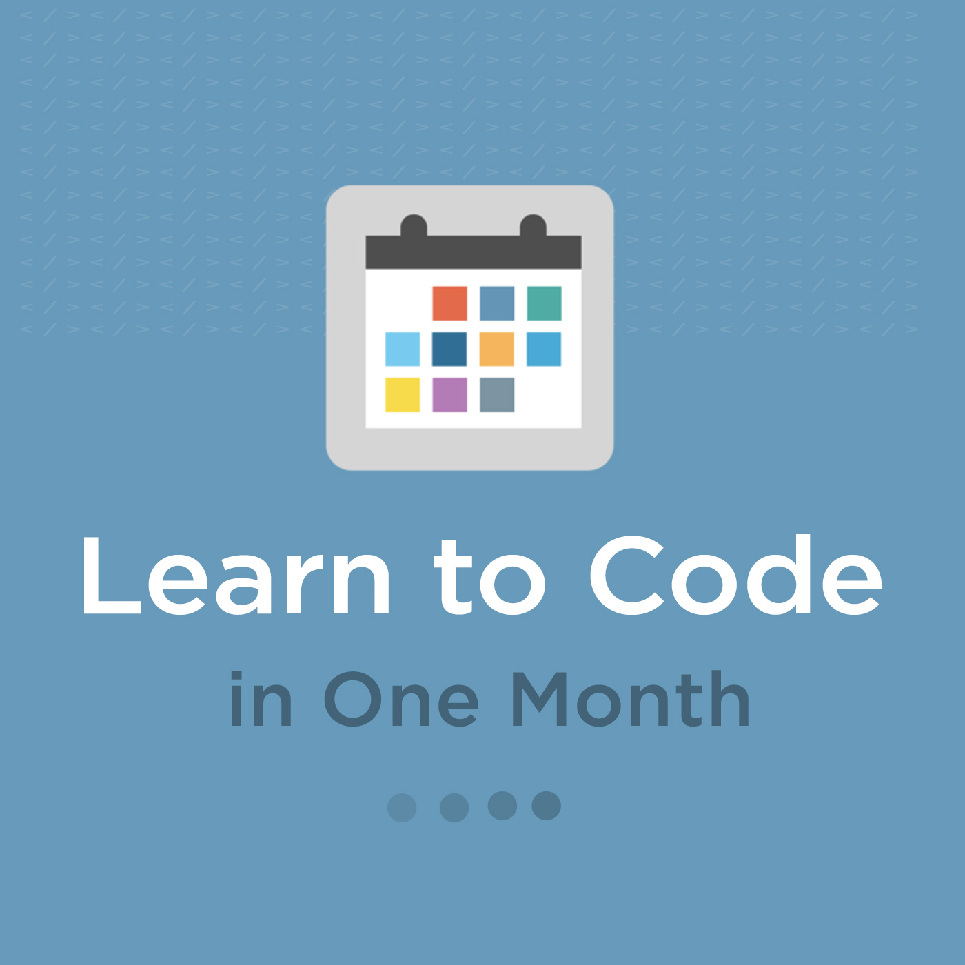 Learn to Code in One Month – Podcast – Podtail