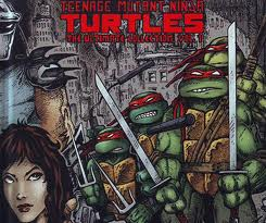 Heroes and Villains 58: Teenage Mutant Ninja Turtles with Charlie West