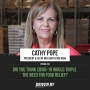Artwork for 34. Did You Think Covid-19 Would Triple the Need For Food Relief? with Cathy Pope [Re-air]