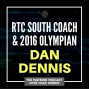 Artwork for RTC South coach and 2016 Olympian Dan Dennis
