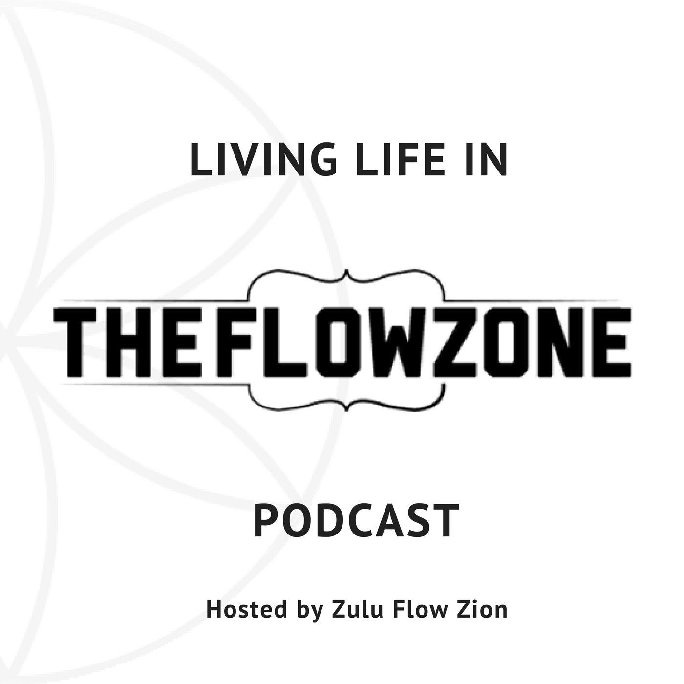 LLITFZ Podcast #54 - James Kudos Tretheway: Apocalypse Skills, Audacious Freestyling & Passion show art