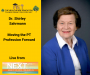 Artwork for Dr. Shirley Sahrmann- Moving the Physical Therapy Profession Forward
