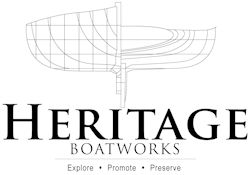 Heritage Boatworks 016 - Amy Ballentine-Stevens Interview
