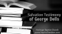 Artwork for Salvation Testimony of George Dells