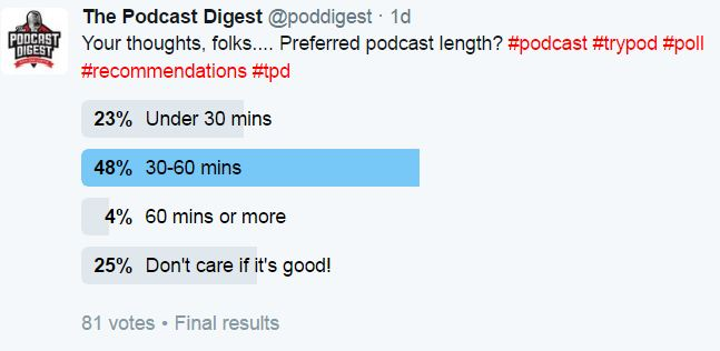 @poddigest poll 041217