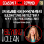 Artwork for On Board for Improvement: Building Teams and Trust for a New Sterile Processing Leader - Aimee Space