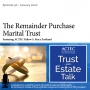 Artwork for The Remainder Purchase Marital Trust