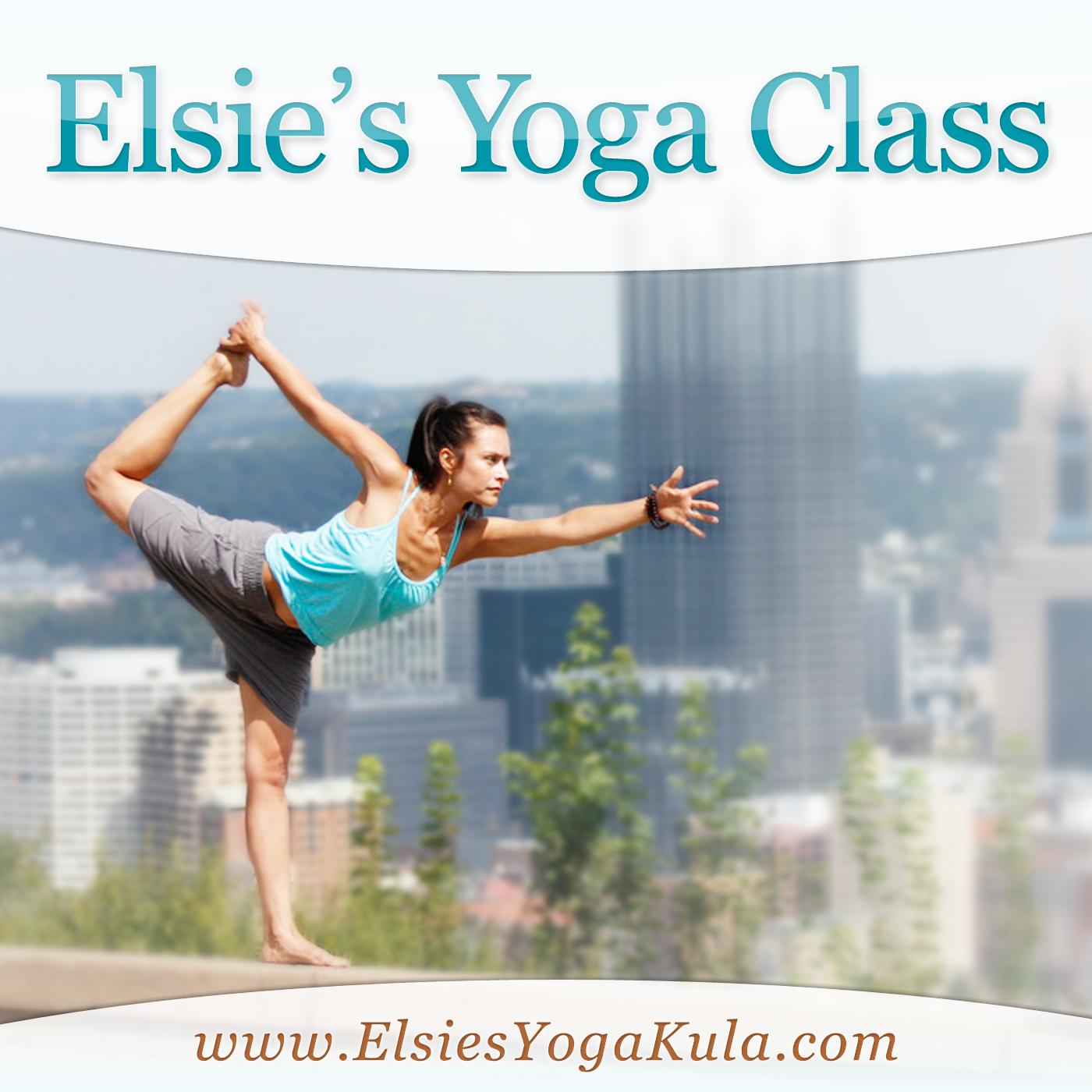 Elsie's Yoga Class l Inspiration l Alignment l Connection