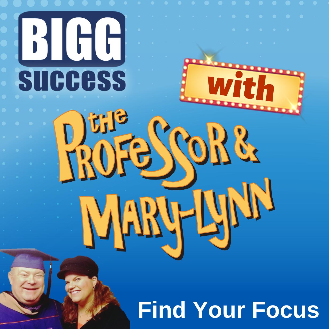 The BIGG Success Show show art