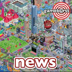 Artwork for GameBurst News - 29th November 2015