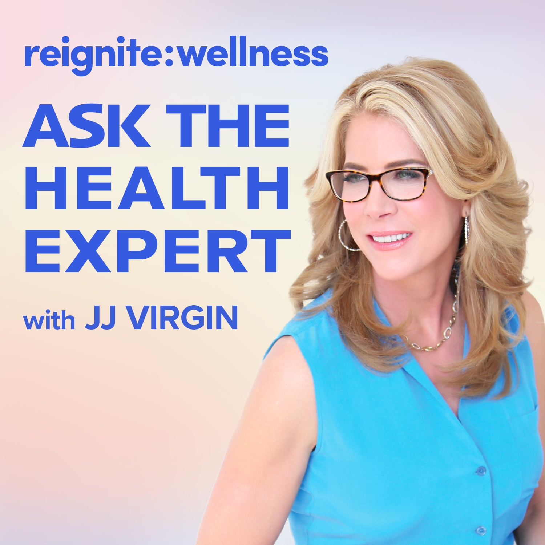 Ask The Health Expert show art