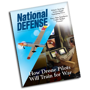 Artwork for Training Trends in Unmanned Aviation - December 2013