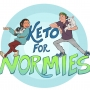 Artwork for #123: The Keto Diet For Normal People -- 2KrazyKetos