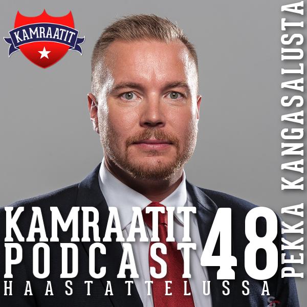 Jakso 48 : Pekka Kangasalusta ja ne traktorit sieltä jostain