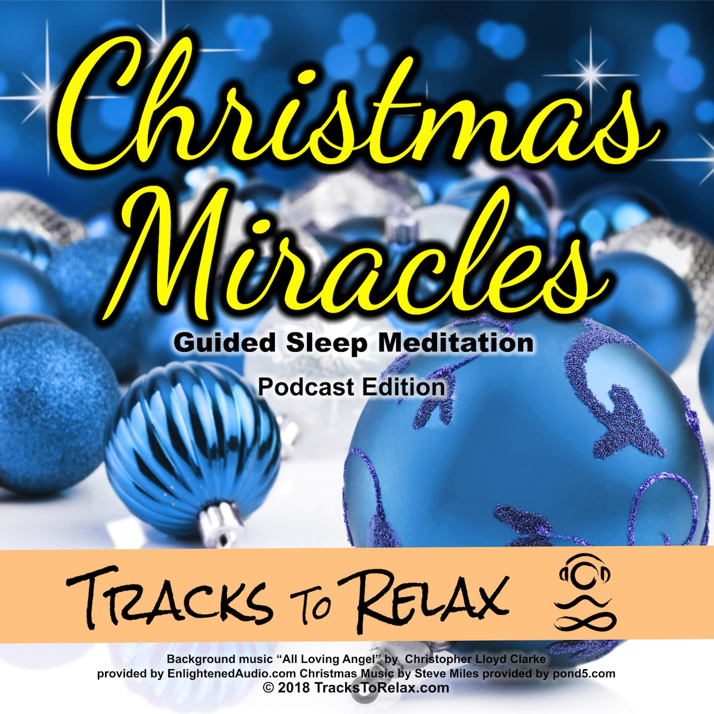 Christmas Miracle Sleep Meditation (Short Edition)
