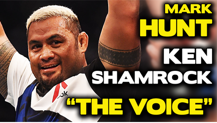 Submission Radio #73 Ken Shamrock, Mark Hunt, Michael Schiavello + UFC Monterrey