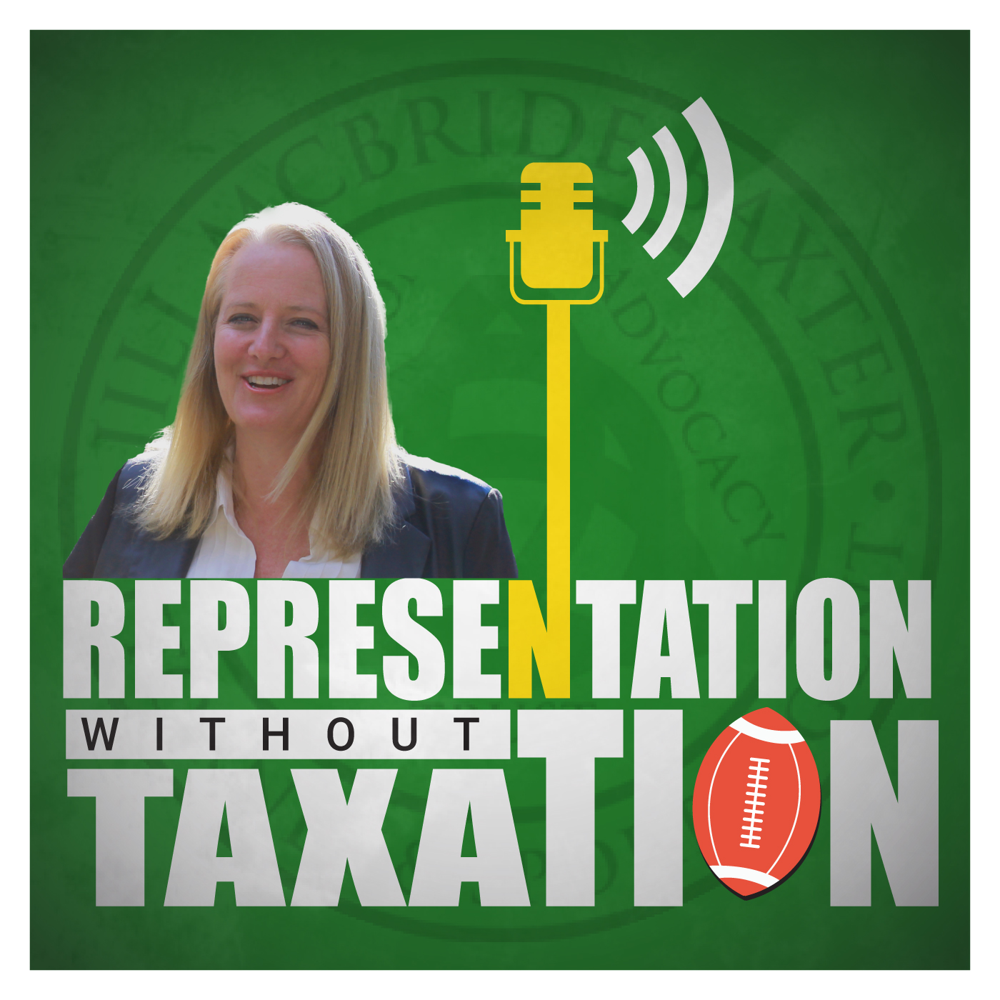 Representation Without Taxation show art