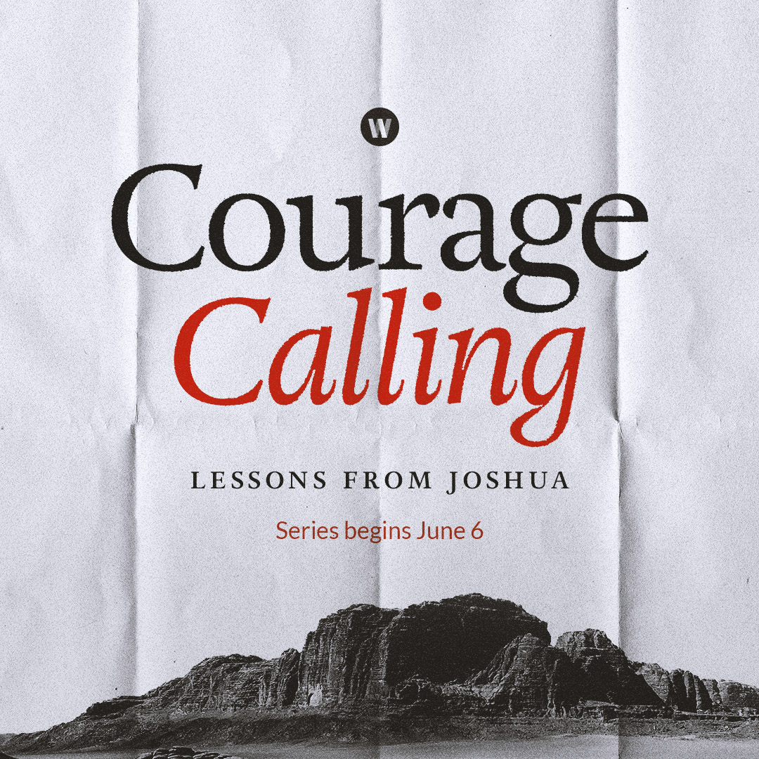 Courage For Your Calling - Dave Dummit