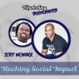 Artwork for TMDP 058: Hacking Social Impact with Joey Womack