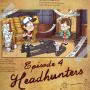 "Artwork for 04: Gravity Falls ""Headhunters"""