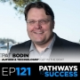 Artwork for 121: Pat Bodin - Author of Get In The Boat: A Journey To Relevance
