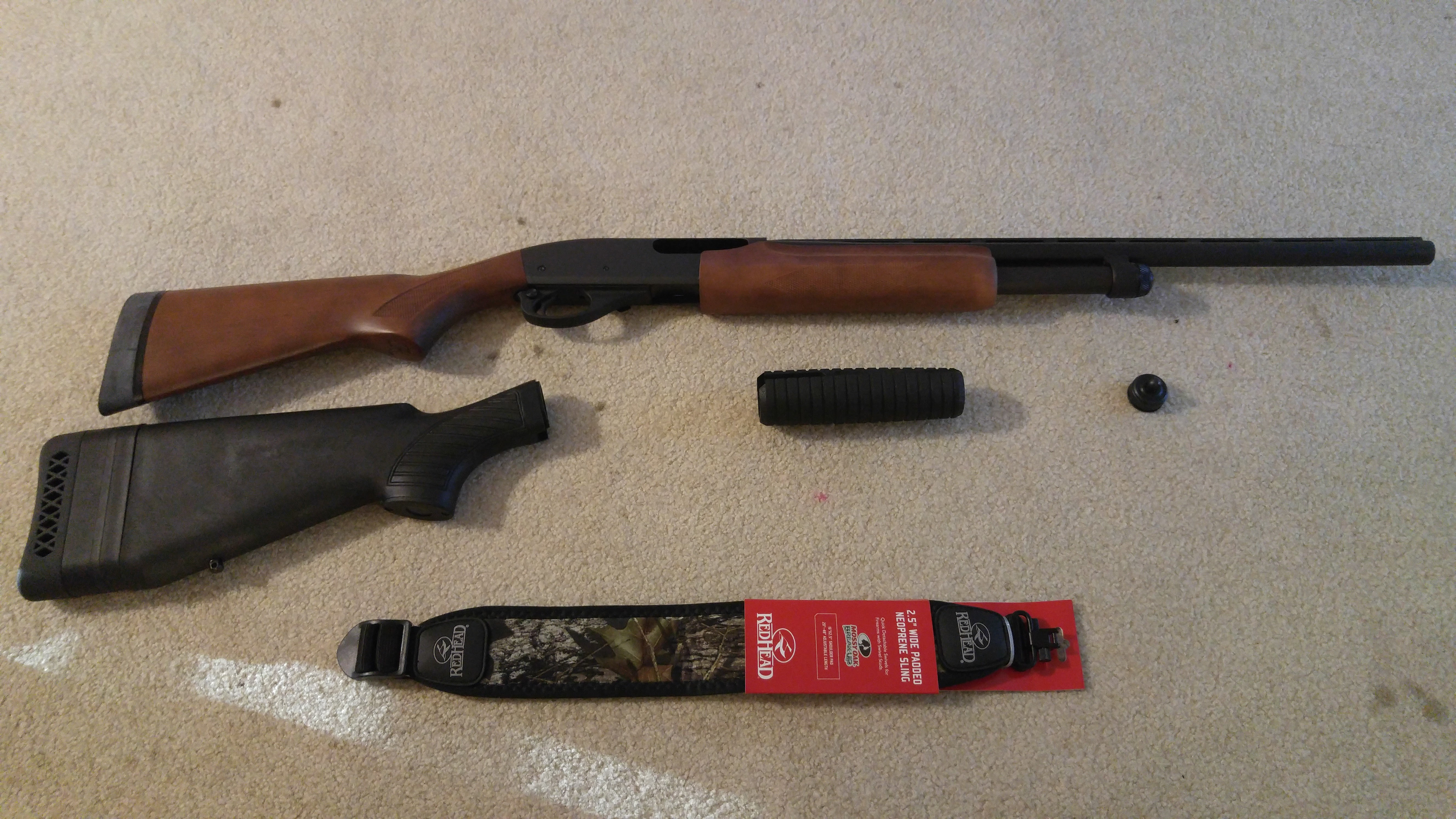 106 - Tricking Out the New Turkey Hunting Shotgun - Part 2