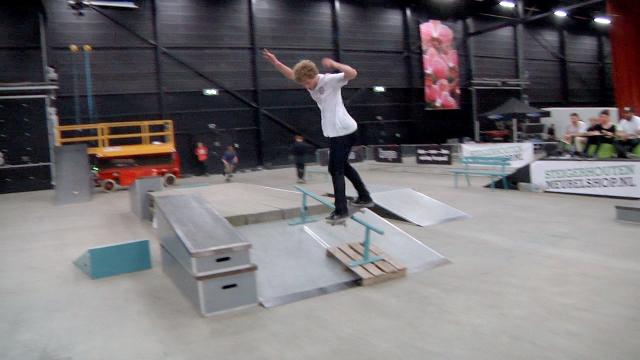 Artwork for Zero Gravity Expo 2014 - Finale Skateboarden