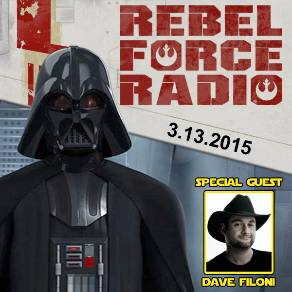 RebelForce Radio: March 13, 2015