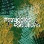 Artwork for #struggles#solutions - Authenticity - East Campus - Nick VanderPloeg