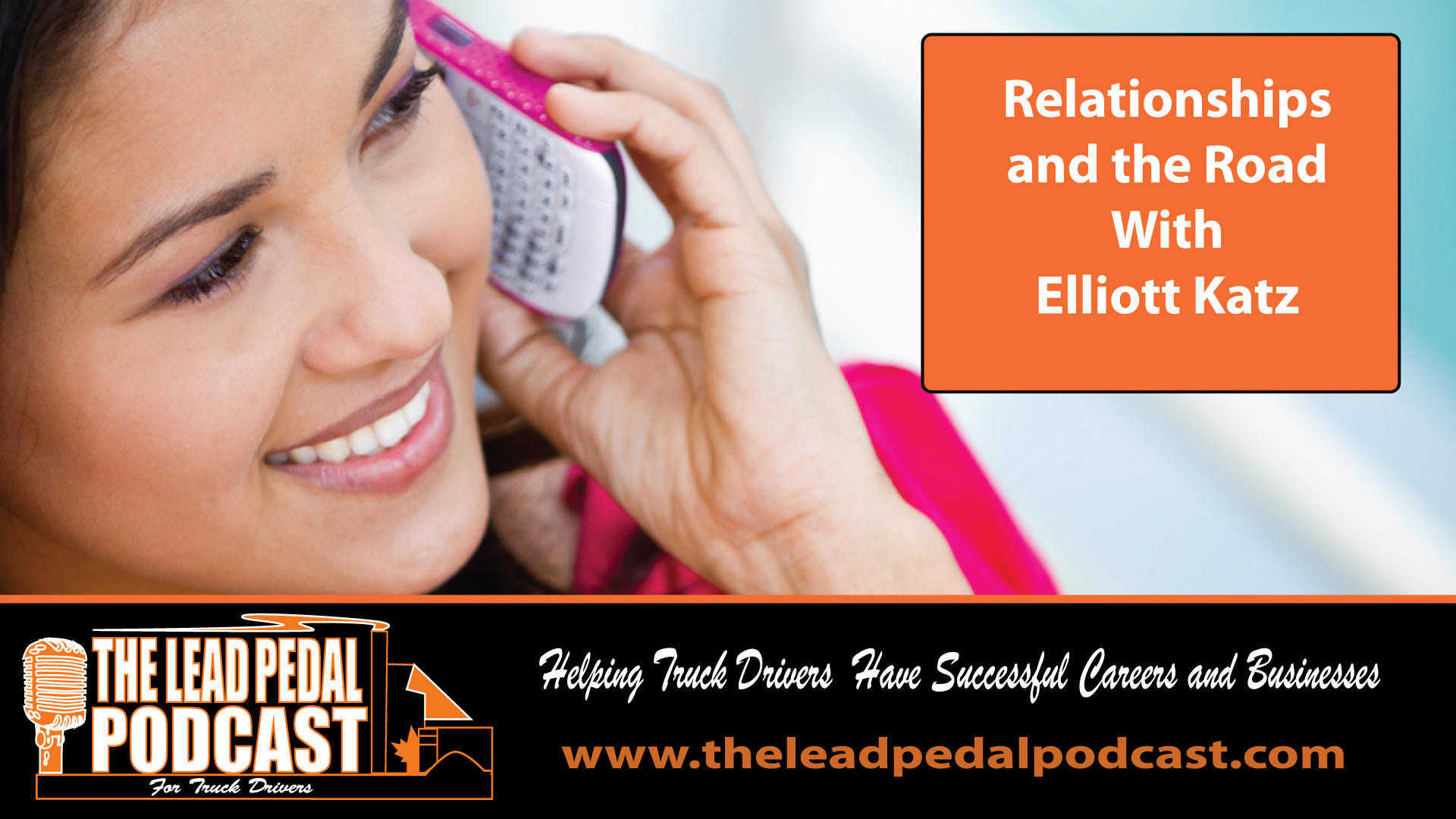 LP613 Relationships and the Road with Elliott Katz