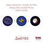 Artwork for Ep. 119: New Horizons: A look at that thing that visited Pluto (And more)