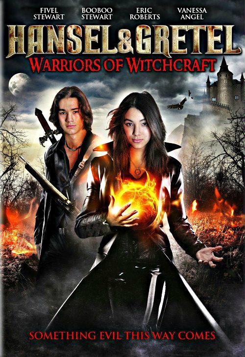 SRC Stall #13: Hansel & Gretel: Warriors Of Witchcraft (2013)
