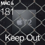 Artwork for The Mac & Forth Show 181 - Keep Out