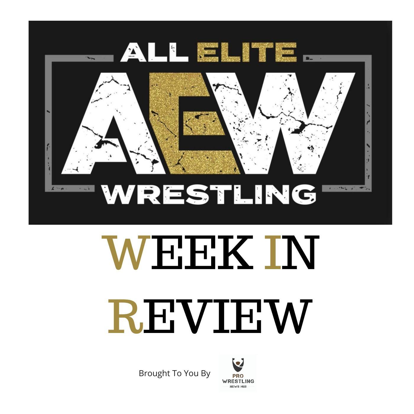#35 – First Look At AEW Fantasy Wrestling, Top AEW Wrestlers Of 2020, AEW Dynamite Recap & Grades
