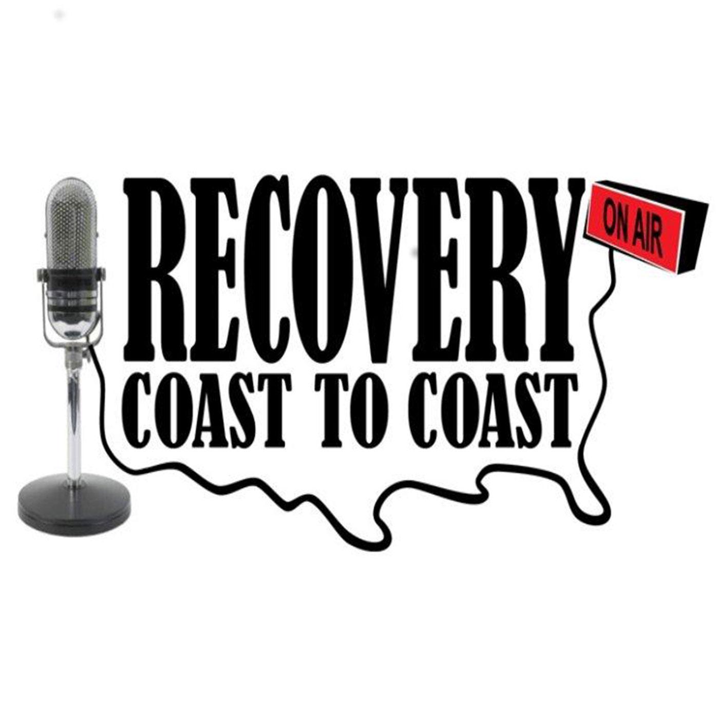 Recovery Coast to Coast show art