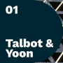 Artwork for Talbot & Yoon, furniture and object designers