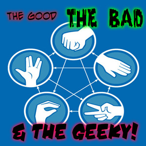 The Rock Paper Scissors Lizard Spock Conundrum