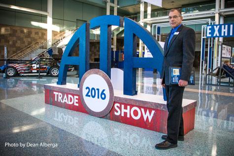 Jay McAninch ATA Show interview HFJ 116