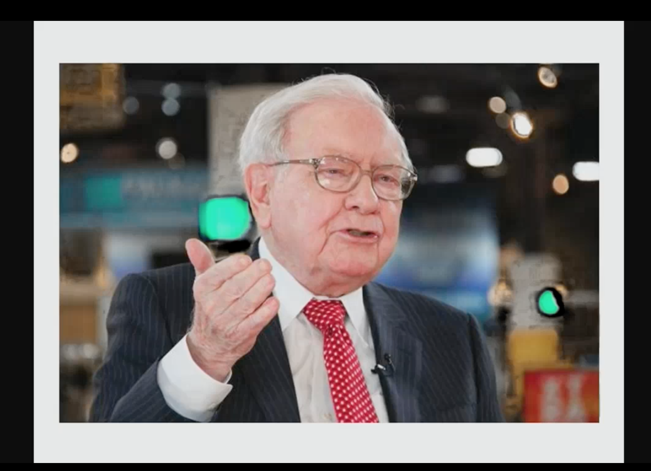 """Artwork for March-13-2017-Warren Buffet says: """"The BEST Instrument in the WORLD"""" = 30 year Mortgage"""