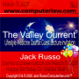 Artwork for The Valley Current®: Lifestyle Medicine Course: Guest Lecture Invitation & Happy Birthday Dr Walter Bortz