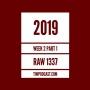 Artwork for 2019 Week 2 Part 1 Seth's Rage
