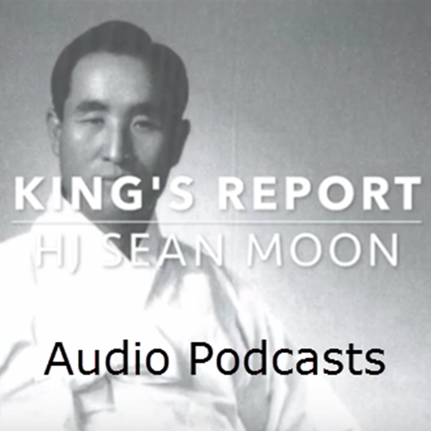 Podcasts of Rev. Hyung Jin Moon's Sermons show art
