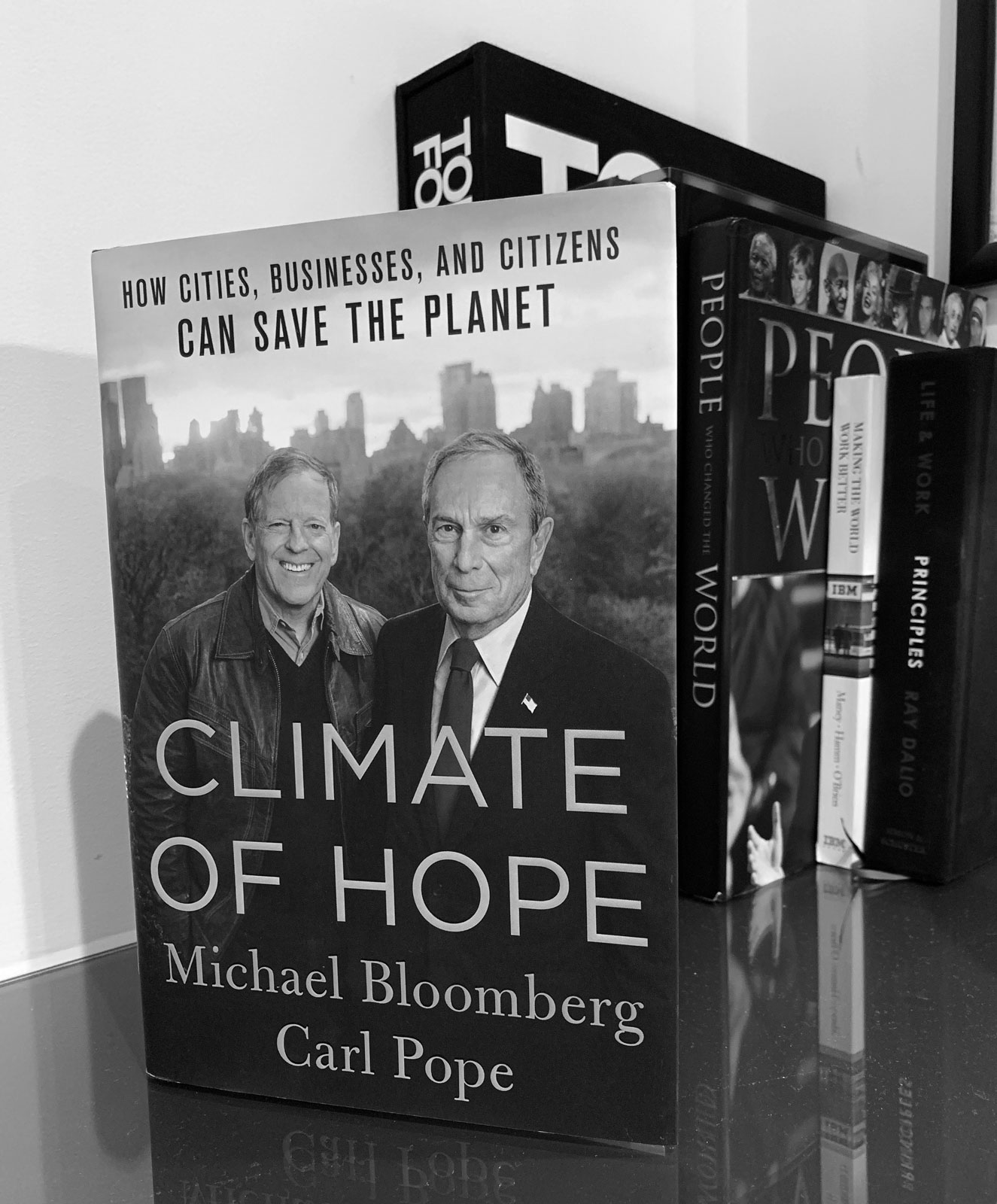 Michael Bloomberg Climate of Hope